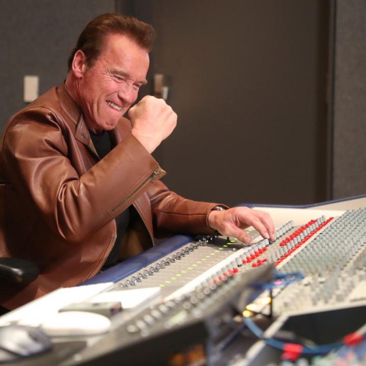 Andreas Gabalier/Arnold Schwarzenegger Pressefoto3