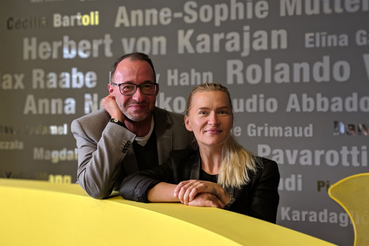 Holger Wemhoff, Mari Samuelsen