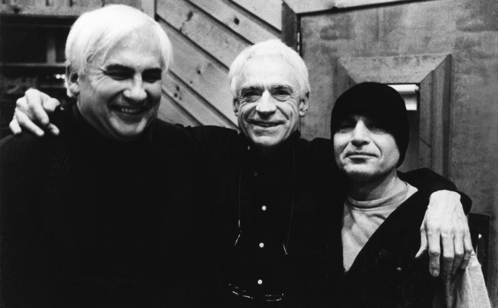 Paul Bely, Gary Peacock, Paul Motian