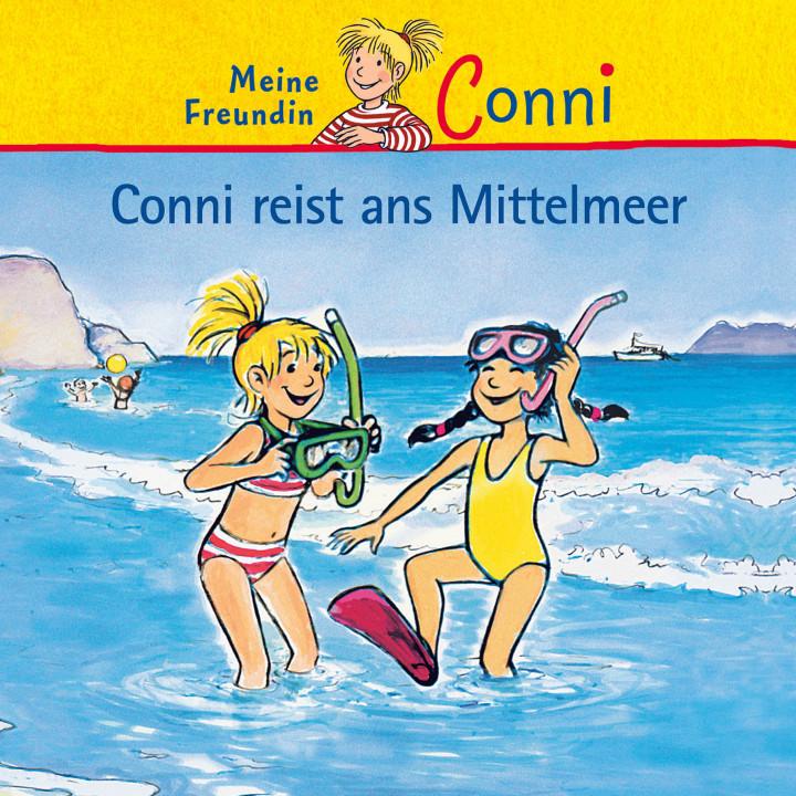 14: Conni reist ans Mittelmeer