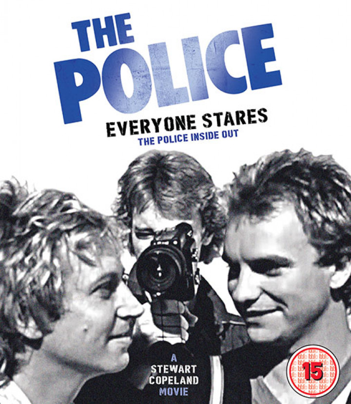 The Police Everyone Stares 2019