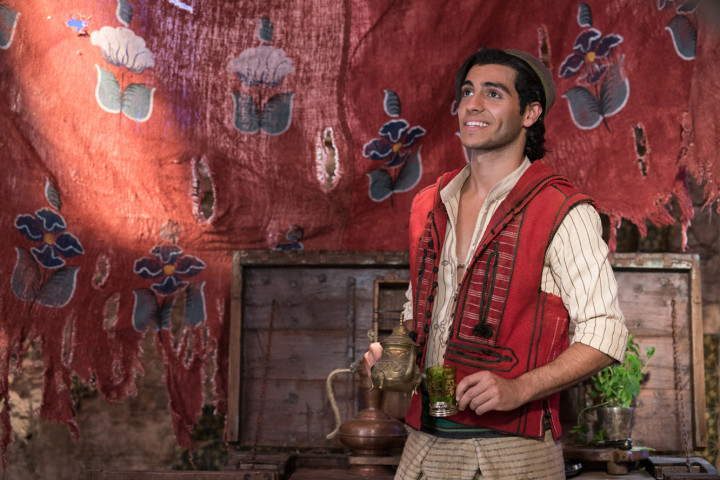 Aladdin Nr 1 der Kinocharts