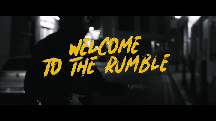 Welcome To The Rumble (Lyric Video)