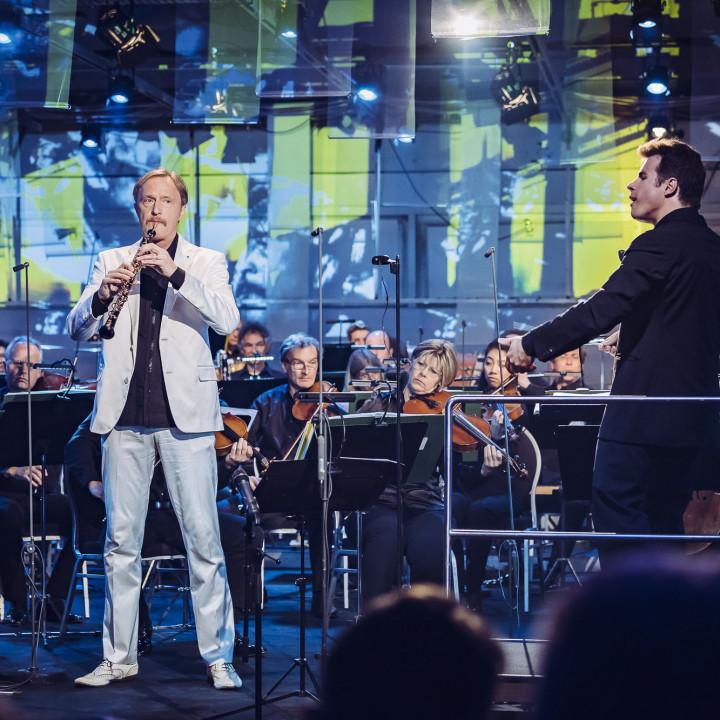 Albrecht Mayer, Jakub Hrůša