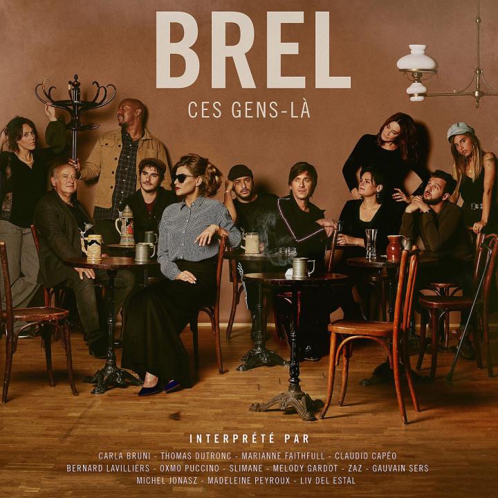 Brel - Ces gens-là