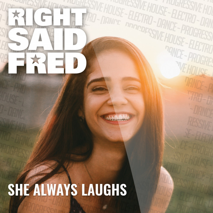RightSaidFred_SheAlwaysLaughs_COVER