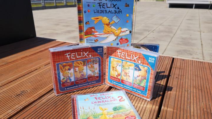 Felix Gewinnspiel
