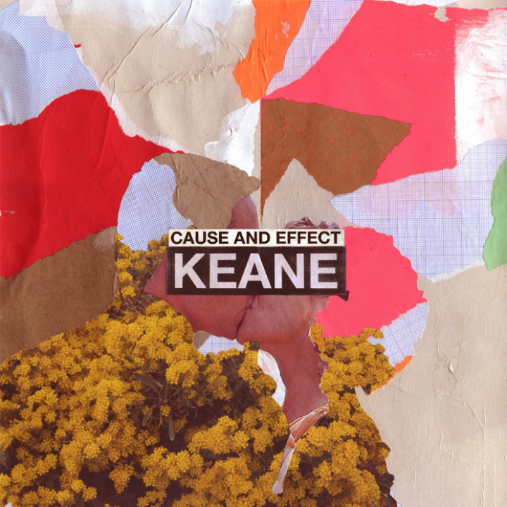 KEANE Cause and Effects Cover