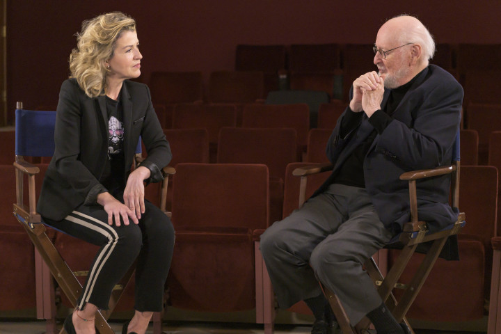 Anne-Sophie Mutter und John Williams