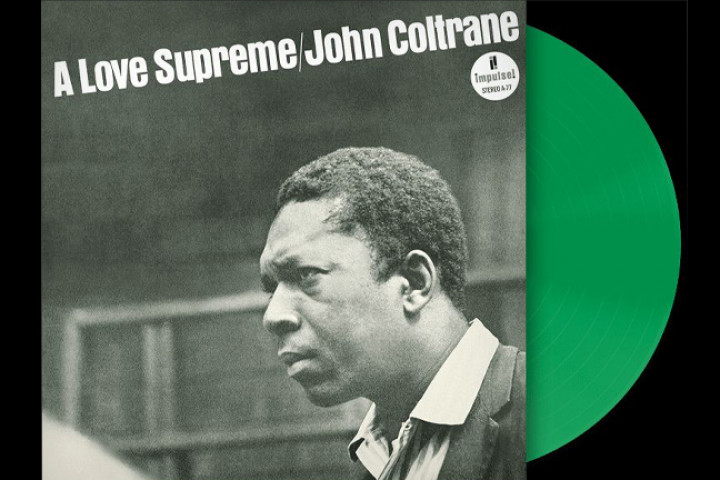 John Coltrane - A Love Supreme (Ltd. Clear Ed.)