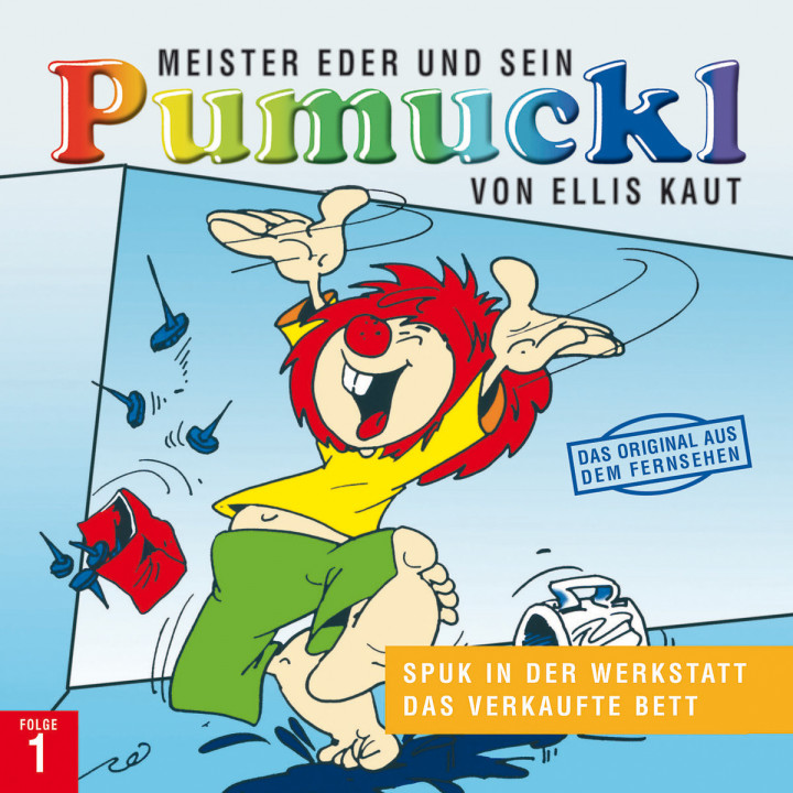 Meister Eder und sein Pumuckl, Folge 1