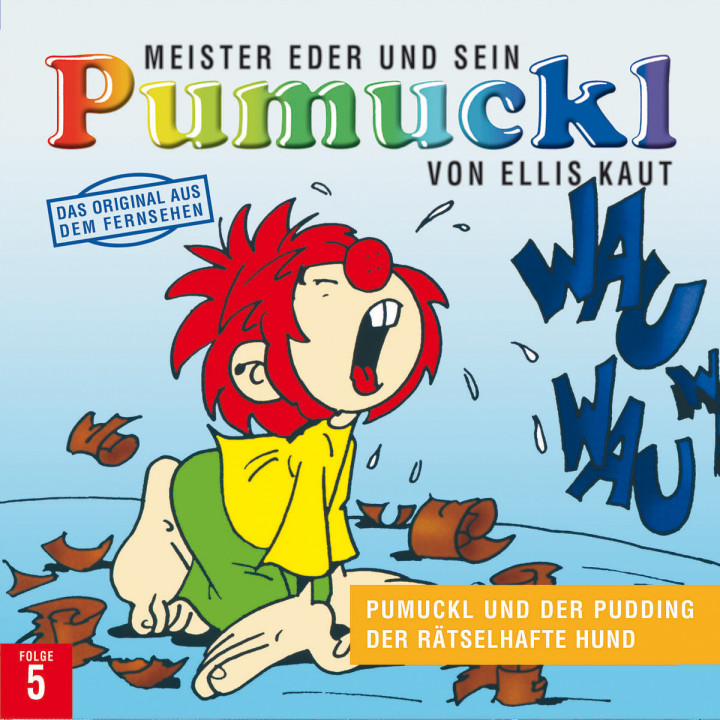 Meister Eder und sein Pumuckl, Folge 5