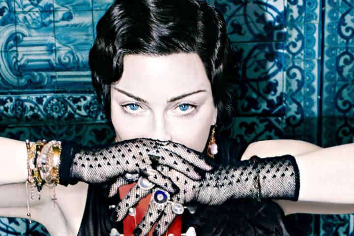 Madonna Madame X Pressefoto 2019