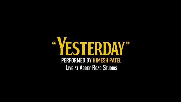 Yesterday (Musikvideo)