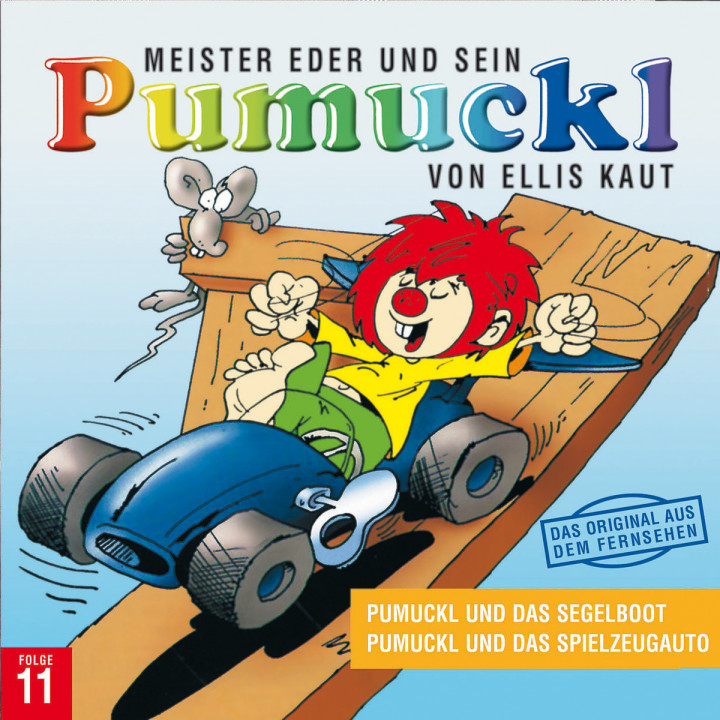 Meister Eder und sein Pumuckl, Folge 11