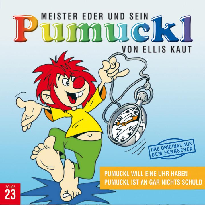 Meister Eder und sein Pumuckl, Folge 23