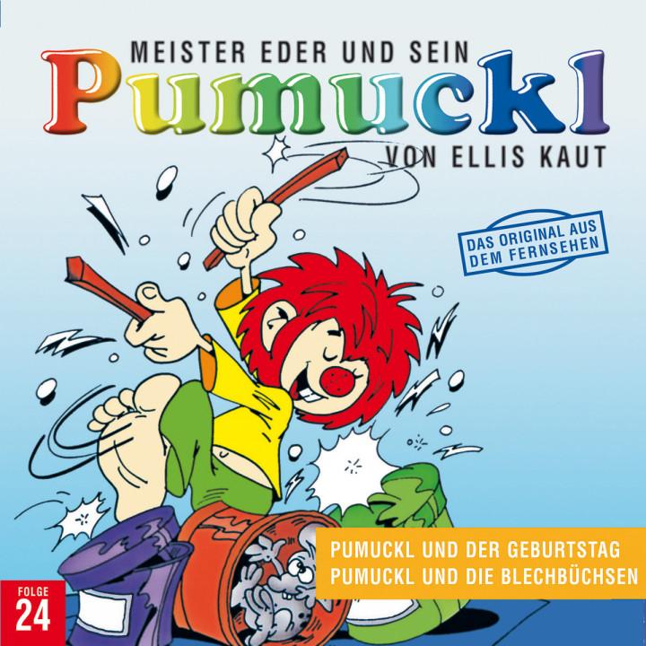 Meister Eder und sein Pumuckl, Folge 24
