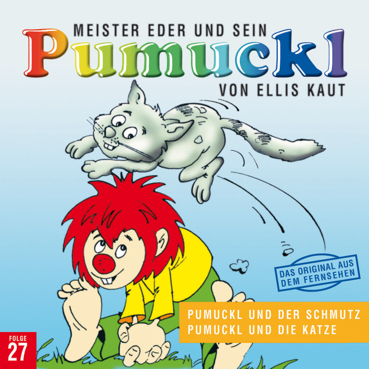 Meister Eder und sein Pumuckl Folge 27
