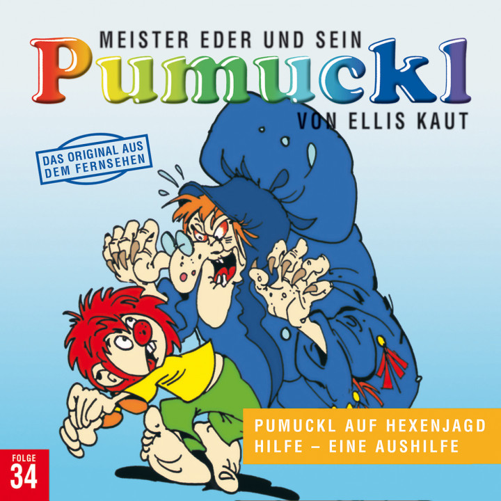 Meister Eder und sein Pumuckl, Folge 34: Pumuckl auf Hexenjagd - Hilfe-Eine Aushilfe