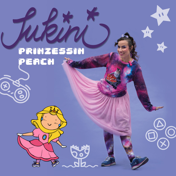 Sukini - Prinzessin Peach Cover
