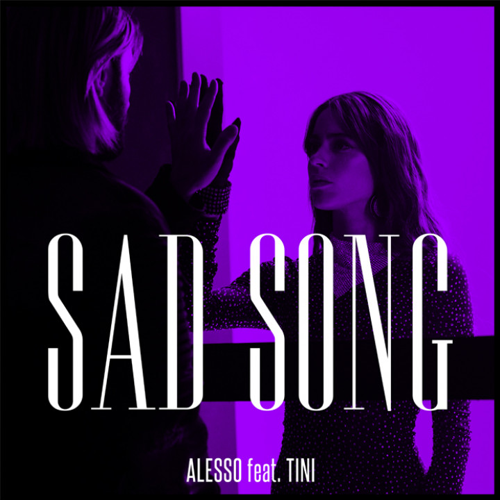 Alesso feat. Tini Sad Song