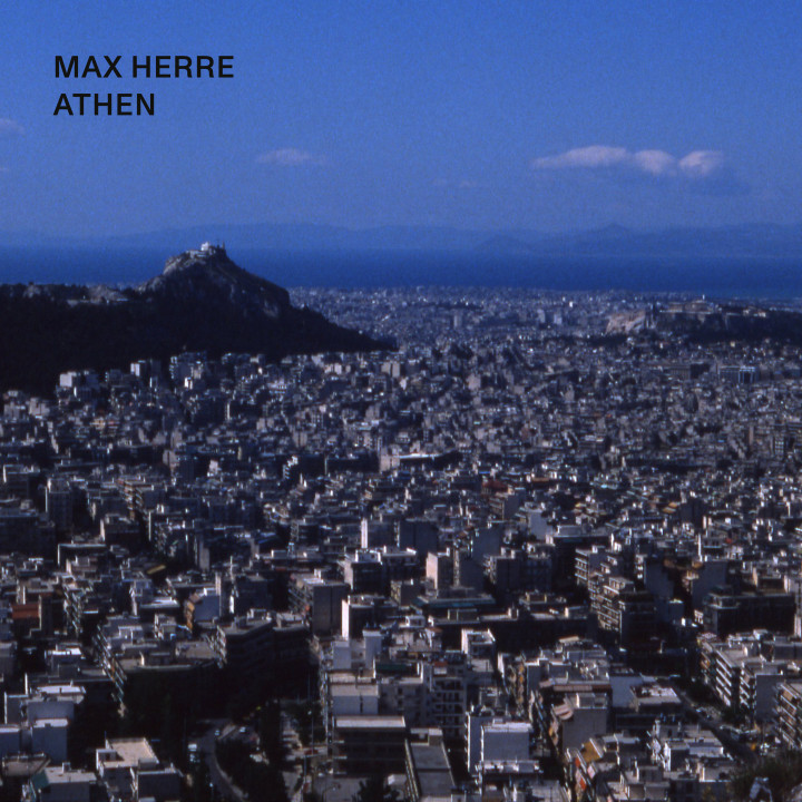 Max Herre Athen Single Cover