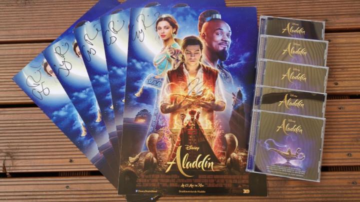 Aladdin Gewinnspiel 2