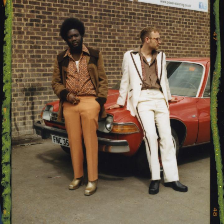 Michael Kiwanuka & Tom Misch 2019