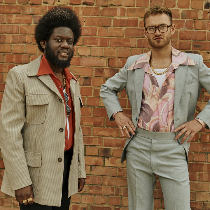 Michael Kiwanuka & Tom Misch 2019