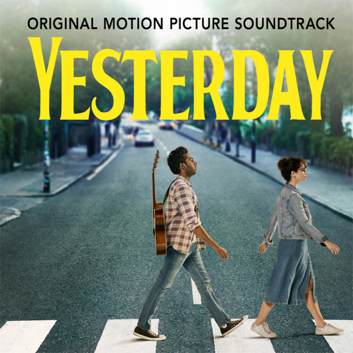 Yesterday The Beatles Himesh Patel
