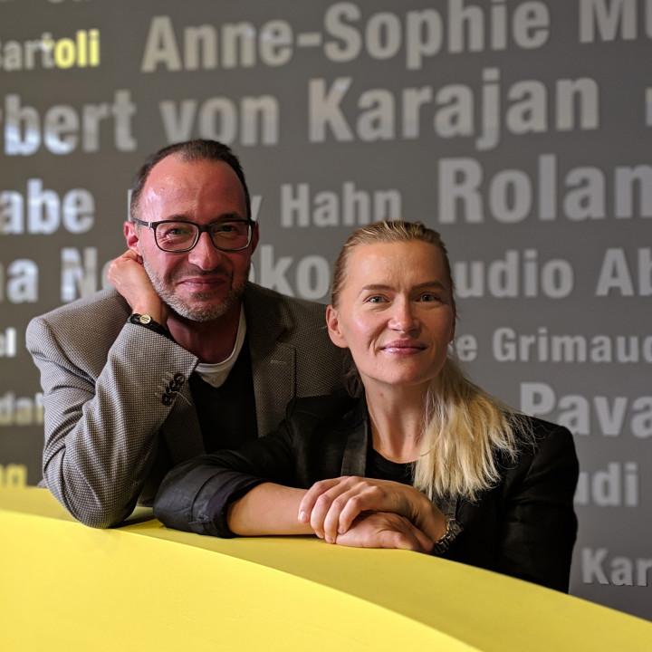 Holger Wemhoff & Mari Samuelsen