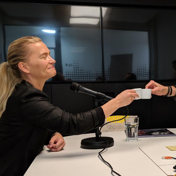 Mari Samuelsen & Holger Wemhoff