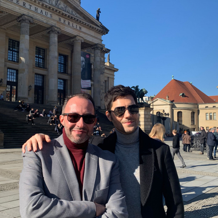 Holger Wemhoff & Milos Karadaglic
