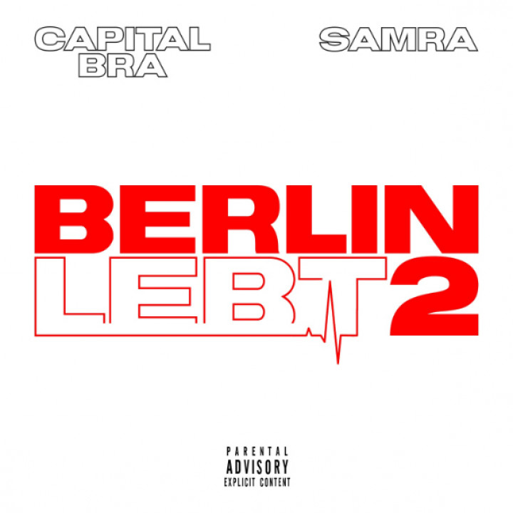 Berlin Lebt 2 Capital Bra Cover