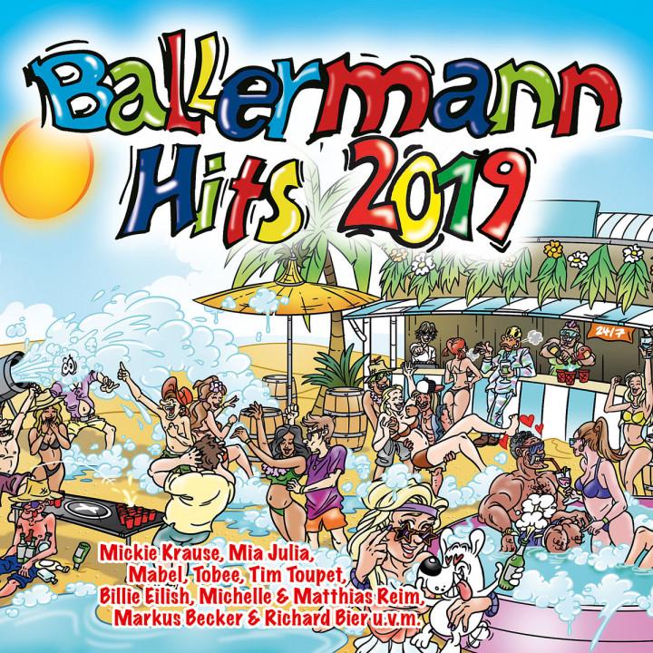 Ballermann Hits 2019