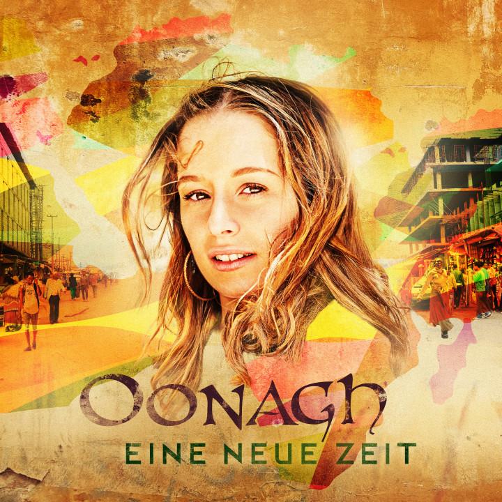 Oonagh - Eine neue Zeit - Album Cover
