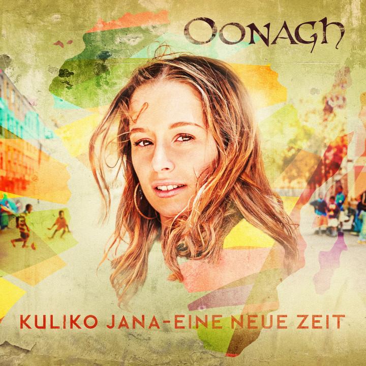 Oonagh - Eine neue Zeit - Single Cover