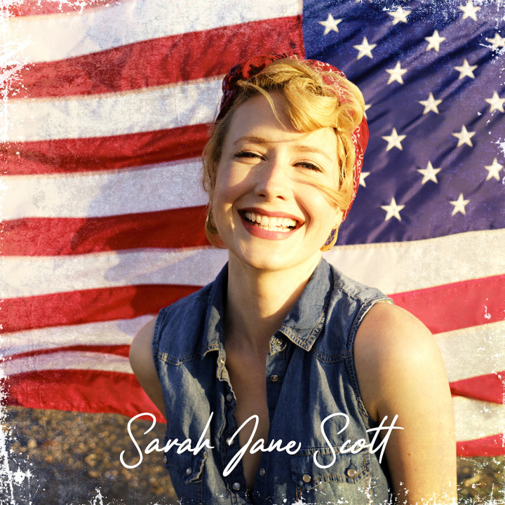 Sarah Jane Scott Album Cover