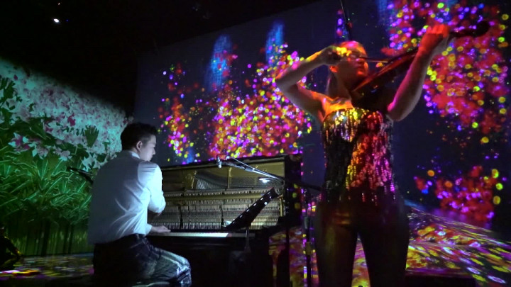 Mari Samuelsen - Glass: Metamorphosis 1 (Live from Yellow Lounge Tokyo)