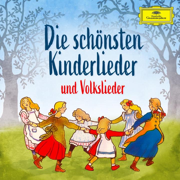 Die schönsten Kinderlieder und Volkslieder