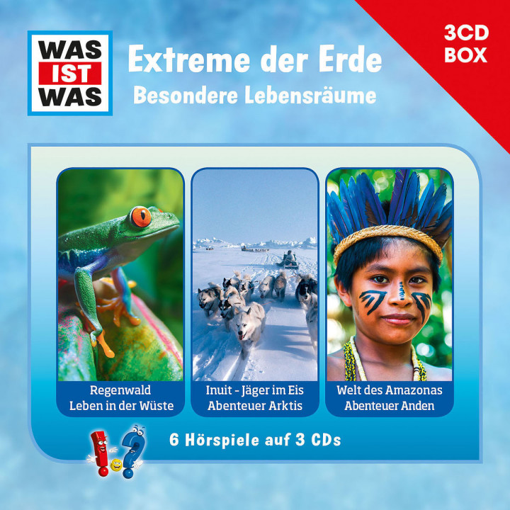 WAS IST WAS - Extreme der Erde