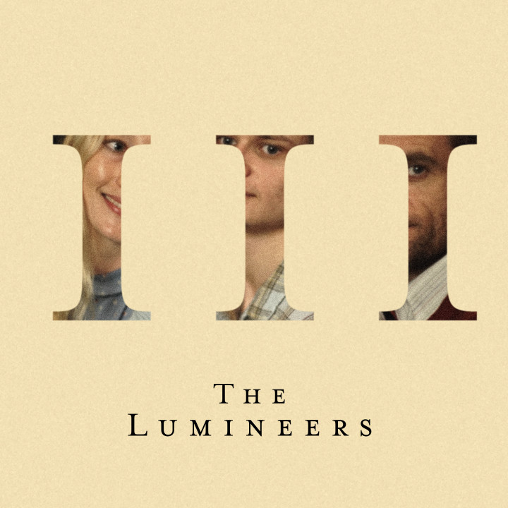 The Lumineers III Cover