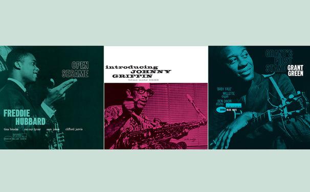 JazzEcho-Plattenteller, Blue Note Debuts - Jazzlegenden am Karrierestart