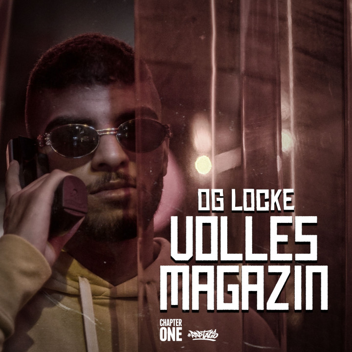 OG LOCKE Volles Magazin Cover