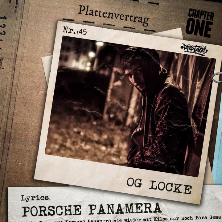 OG LOCKE Porsche Panamera Cover