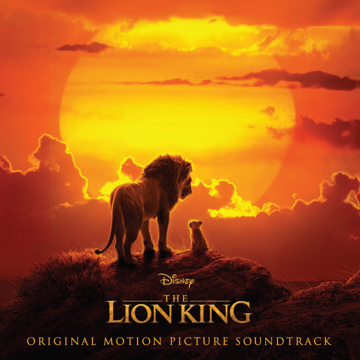 The Lion King OST Cover
