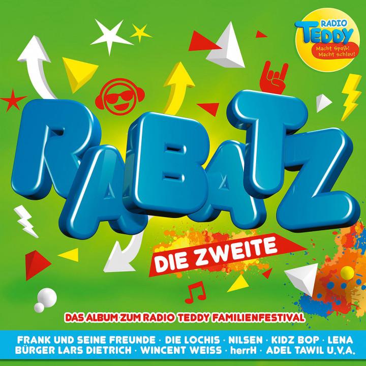 Radio TEDDY - RABATZ DIE ZWEITE