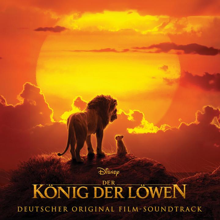 Der König der Löwen Deutscher Original Film-Soundtrack