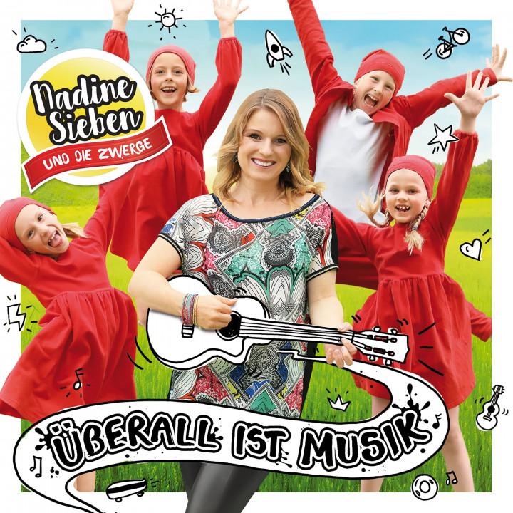 Nadine Sieben - Überall ist Musik