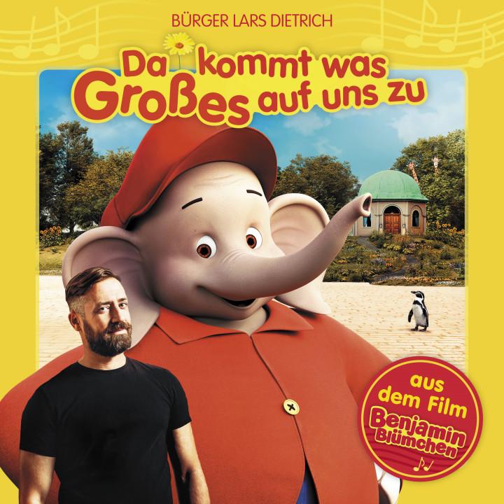 Benjamin Blümchen - Da kommt was Großes auf uns zu